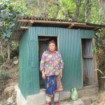 Individual Household Latrines constructed by FOSEP under Swachha Bhaarat Abhiyan
